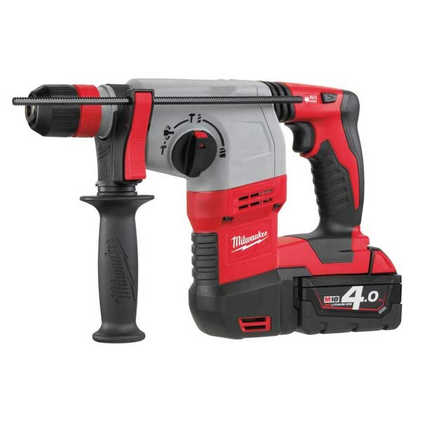 Milwaukee HD18 HX-402C - aku SDS-plus vrtací kladivo