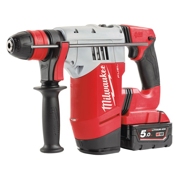 Milwaukee M18 CHPX-502X - aku kombi kladivo SDS-plus