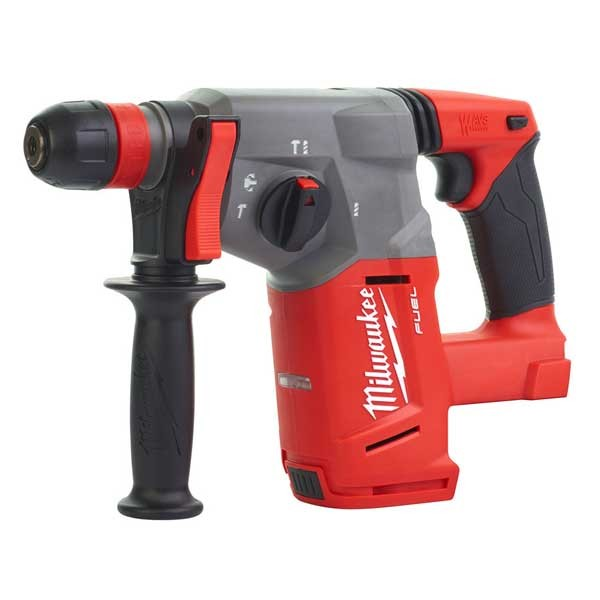 Milwaukee M18 CHX-0 FUEL - aku kombi kladivo SDS-plus